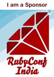 I'm sponsoring RubyConf India 2014